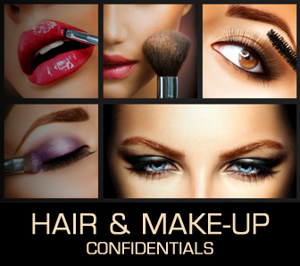 Hair & Make-up Confidentials
