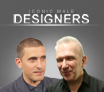 Iconic Male Designers